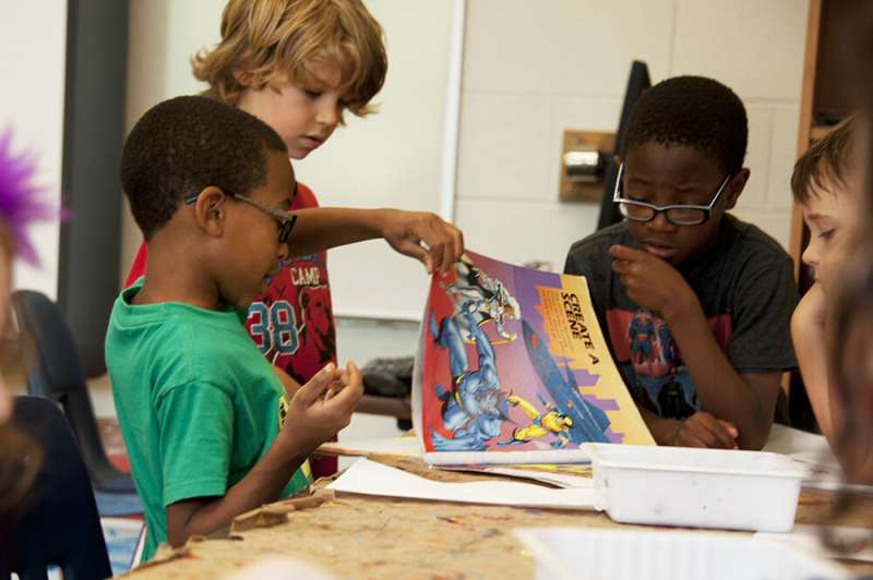 Study shows racial disparities in elementary school disciplinary actions