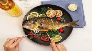 السمك يعزز الصحه