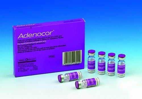حقن ادينوكور 6 مجم, اعراض حقن ادينوكور 6 مجم, استخدام