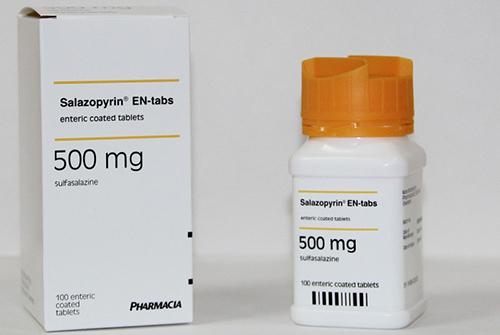 دواء سالازوبيرين 500 ملجم أقراص, اعراض دواء سالازوبيرين 500 ملجم أقراص, استخدام دواء سالازوبيرين 500 ملجم أقراص