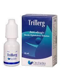 قطرات Trillerg, فوائد قطرات Trillerg, استخدامات قطرة Trillerg, قطرة Trillerg للعين,