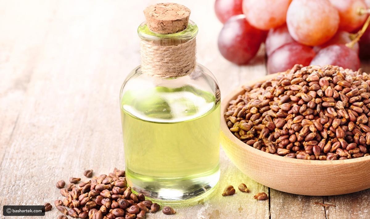 فوائد زيت بذور العنب للجلد