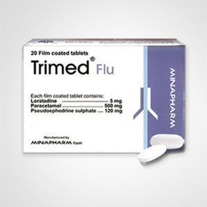 Trimed Flu Tablets