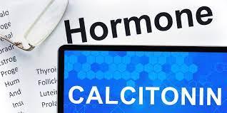 The hormone calcitonin