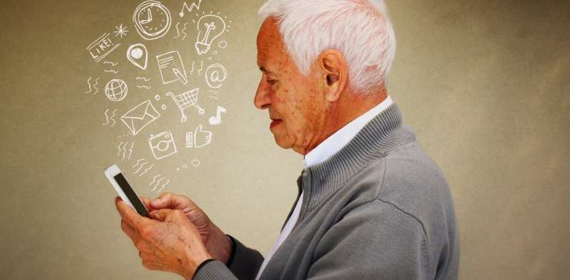 How older people are mastering technology to stay connected after lockdown