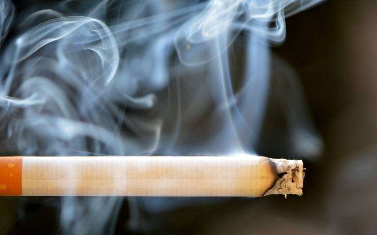 Surge in smoking among young adults during lockdown
